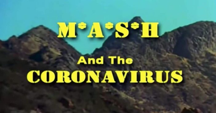 'M_A_S_H' Was Way Ahead Of Its Time On Coronavirus Outbreak