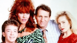 Married...with Children went through some changes since its premiere before becoming the show we know