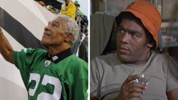 NFL star and actor Timothy Brown has died