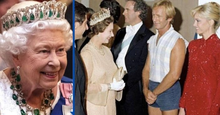 Olivia Newton-John Shares Throwback Photo Meeting The Queen In Honor Of Her 94th Birthday