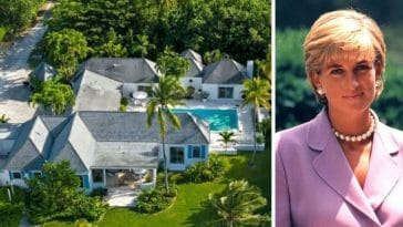 Princess Dianas former Bahamas vacation home is up for sale