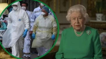 Queen Elizabeth II Delivers Rare Speech On Coronavirus Outbreak