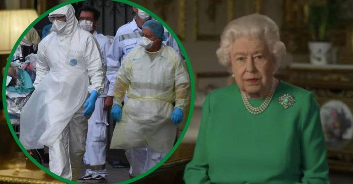 Queen Elizabeth II Delivers Rare Speech On Coronavirus Outbreak
