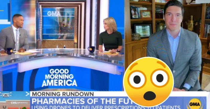 Reporter Goes On 'GMA' Wearing No Pants And Doesn't Realize Everyone Can See!
