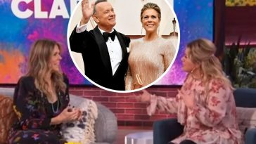 Rita Wilson shares what drew her to husband Tom Hanks