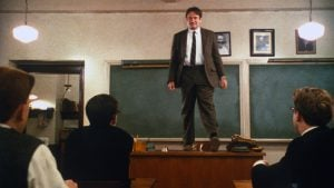 Robin Williams could be both hilarious and inspiring