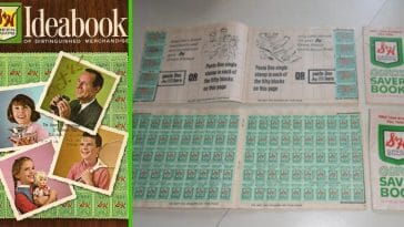 S&H Green Stamps offered a lot for the whole family