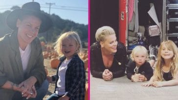 Singer Pink reveals she and son had coronavirus symptoms
