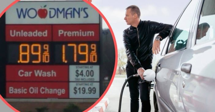 Some US States Are Seeing The Lowest Gas Prices In Four Decades