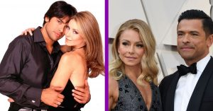 Some cast members of All My Children kept seeing each other like Kelly Ripa and Mark Consuelos