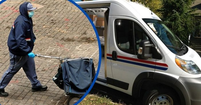 The Coronavirus Could Be Causing A Lot More Trouble For The U.S. Postal Service