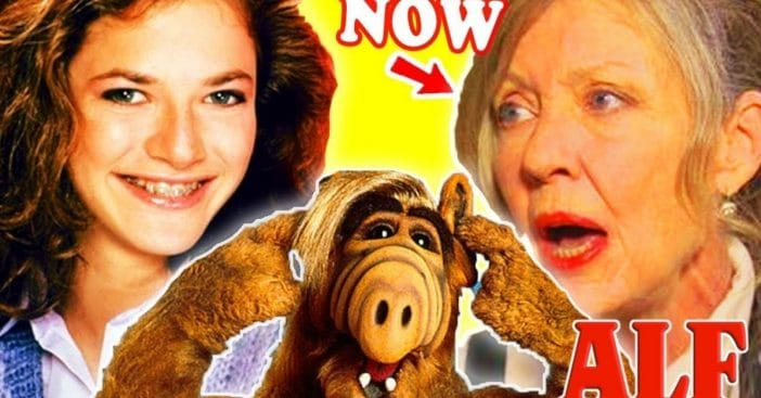 The cast of 'ALF' then and now
