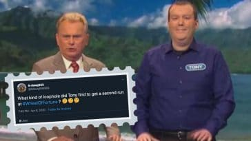 There's A Lot Of Controversy Surrounding A Two-Time 'Wheel Of Fortune' Contestant