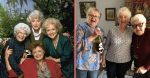 Three women are being called the Golden Girls during quarantine