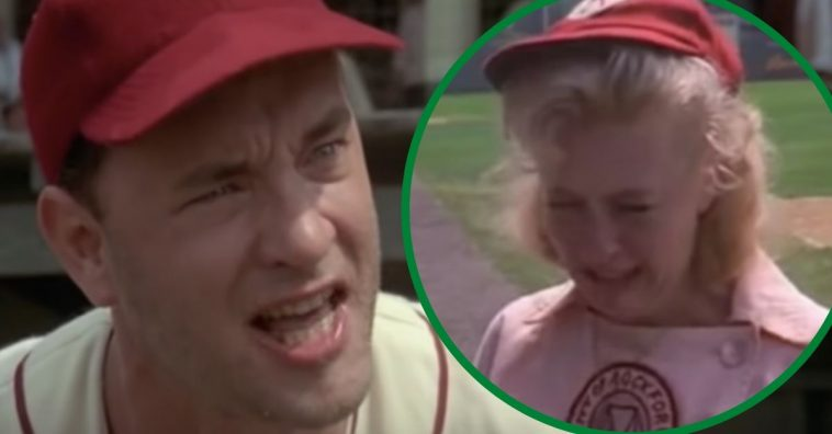 Tom Hanks Reflects On Most Iconic Line In 'A League Of Their Own'