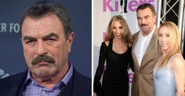 Tom Selleck talks about his private life at his family ranch