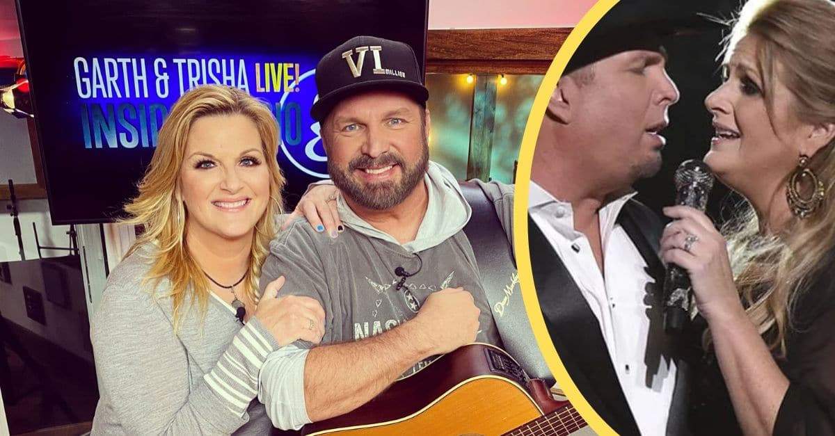 Garth Brooks And Trisha Yearwood Air Feel-Good TV Special To Raise COVID-19 Relief Funds