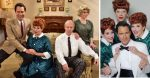 Will and Grace cast recreate I Love Lucy scenes for special episode