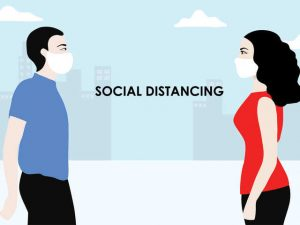 With some creativity, social distancing does not have to impede our ability to connect