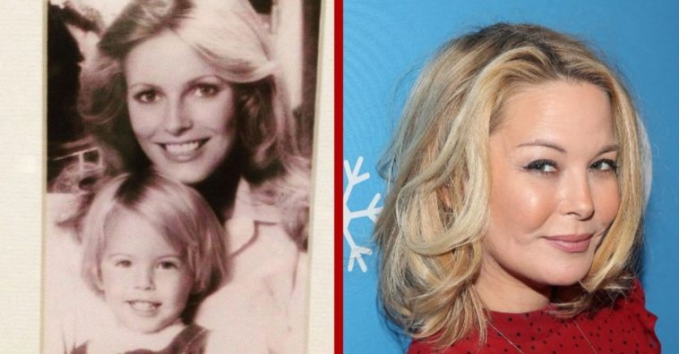 Yes, Jordan Ladd is all grown up and looking so much like her mom