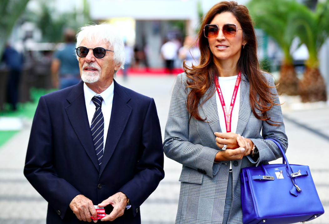 Bernie Ecclestone expecting fourth child with wife
