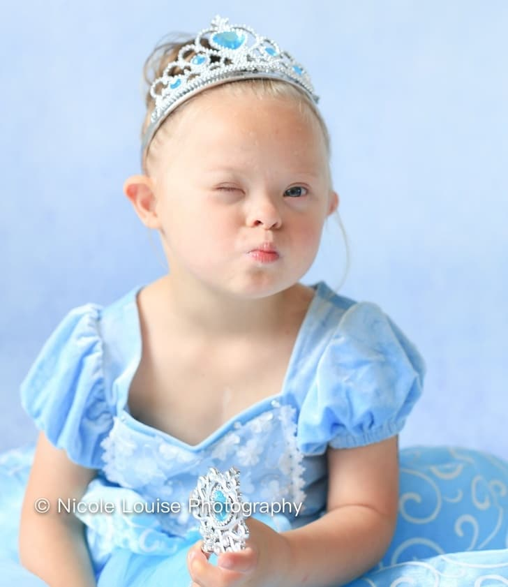 kids with down syndrome dress up as disney characters