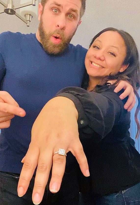 wesley and courtney engaged