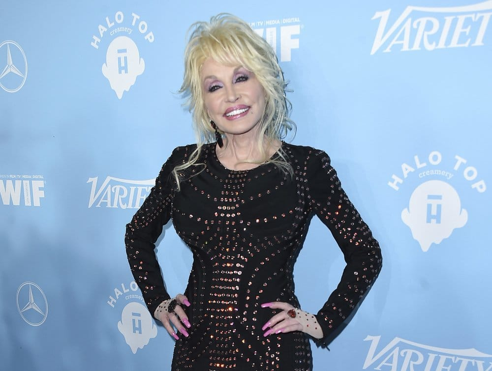 dolly parton had a hand in producing buffy the vampire slayer