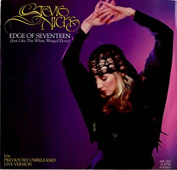 40 Years After Writing 'Edge Of Seventeen,' Dove Sings At Steve Nicks' Window
