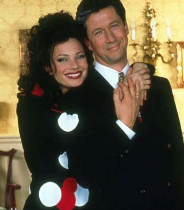 Charles Shaughnessy Fran Drescher The Nanny