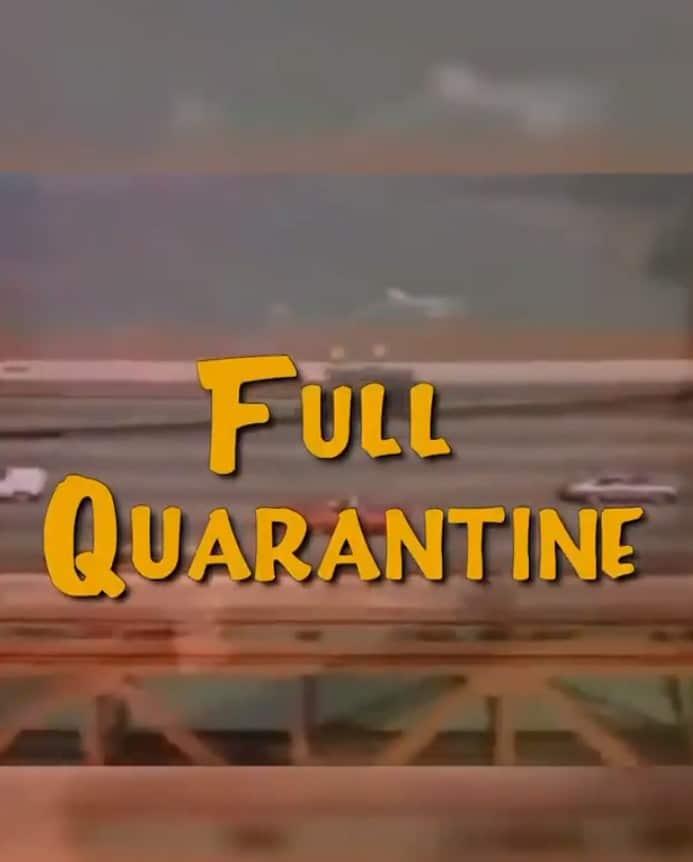 full quarantine