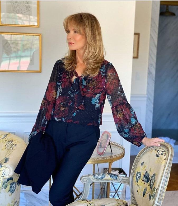 jaclyn smith new blouse kmart sears