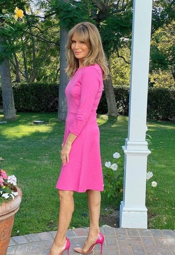 jaclyn smith dress kmart sears