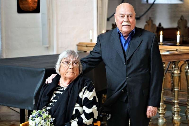 This Couple Married, Got Divorced, And Then Said 'I Do' Again 55 Years Later