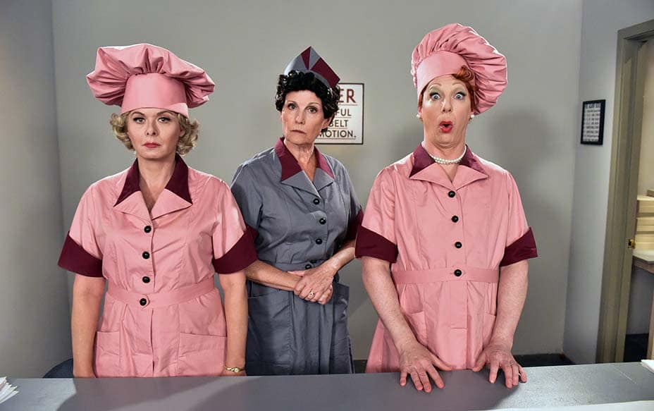 lucie arnaz will and grace i love lucy episode