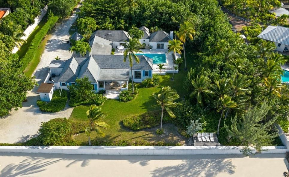 bahamas vacation home princess diana