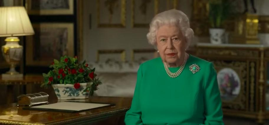 Queen Elizabeth II speaks on coronavirus