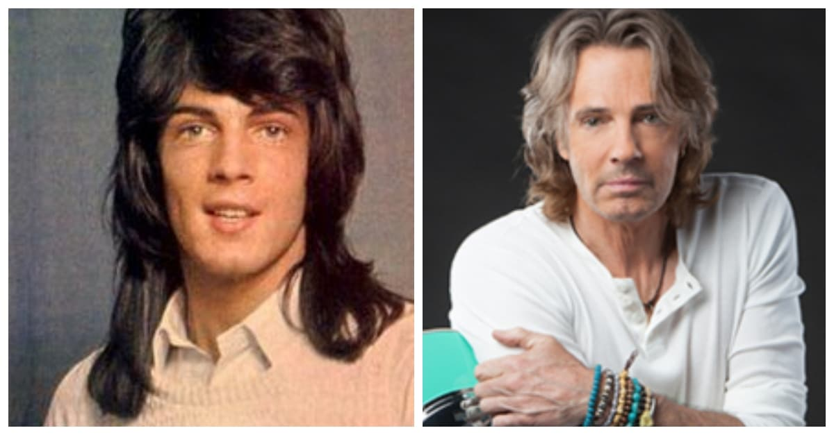 70s teen heartthrobs then and now
