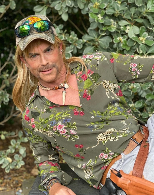 rob lowe joe exotic tiger king