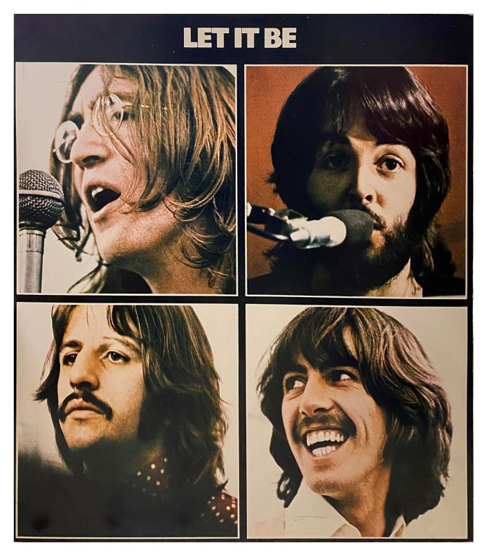 let it be beatles cover
