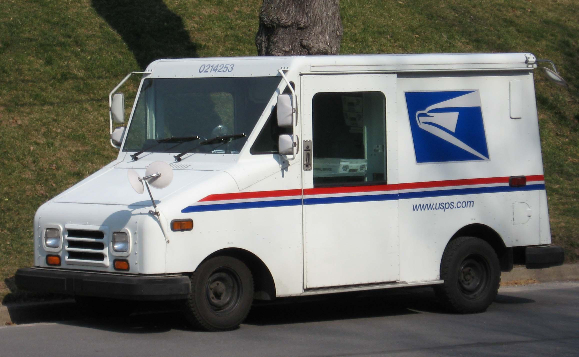 united states postal service truck