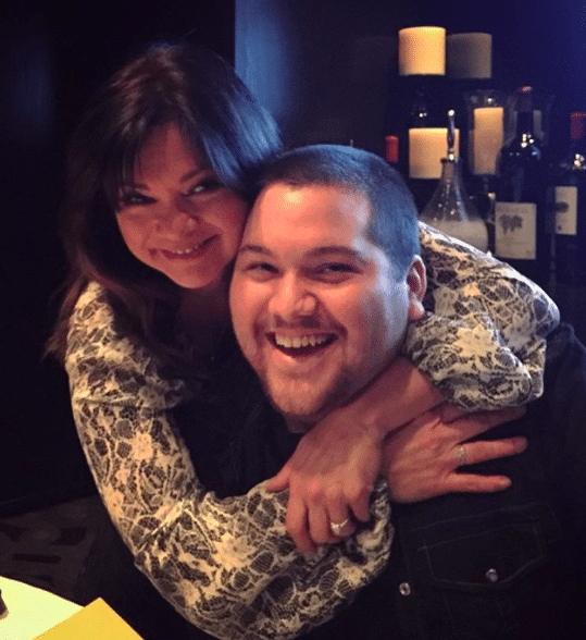 valerie bertinelli gets choked up talking about son on 60th birthday