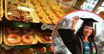 2020 Graduates can get a free dozen from Krispy Kreme