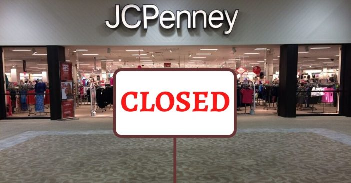 242 JCPenney stores shall close their doors after selling everything