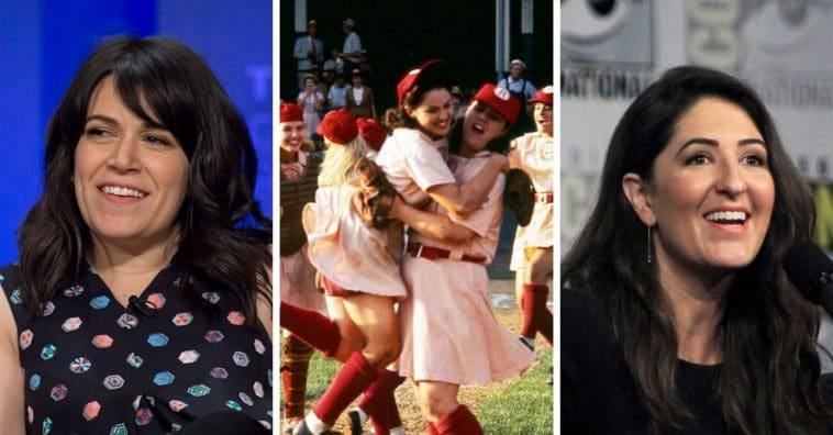A League of Their Own series is in the works