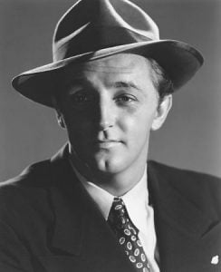 After breaking into the movie industry, Robert Mitchum became characteristic of film noir