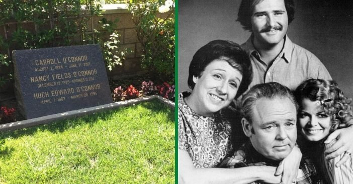 After his son's death, O'Connor was left with a sense of grief and purpose