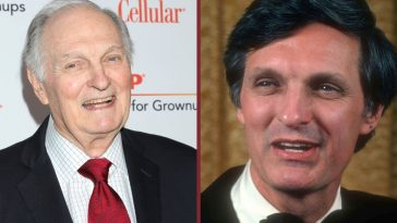 Alan Alda Shares His Secret To Living With Parkinson's Disease