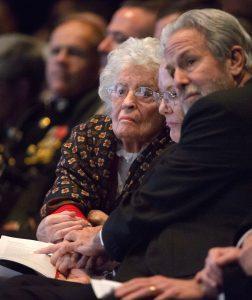 Annie Glenn spent 73 years married to astronaut and senator John Glenn