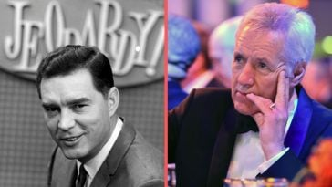 Art Fleming hosted Jeopardy before Alex Trebek
